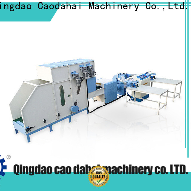 quality fiber opening and pillow filling machine wholesale for business