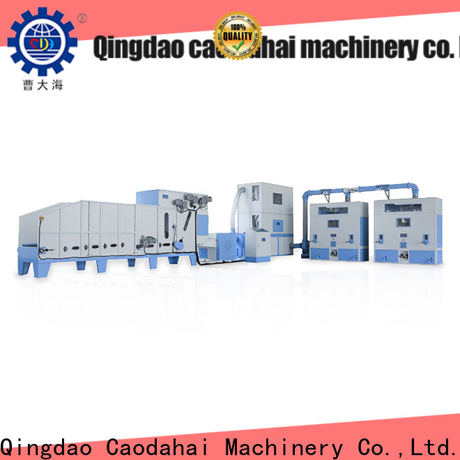 Caodahai stuffed animal stuffing machine factory price for manufacturing