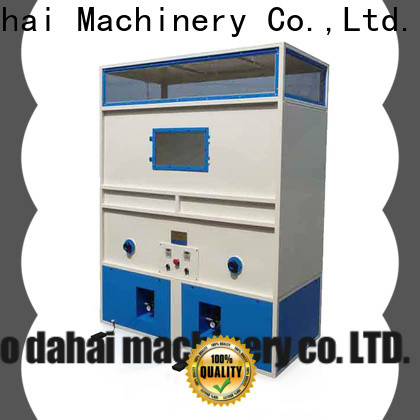 Caodahai stable teddy bear stuffing machine supplier for manufacturing