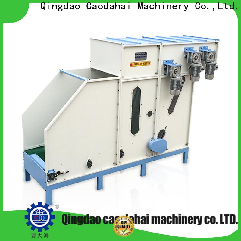 Caodahai bale opener machine series for factory