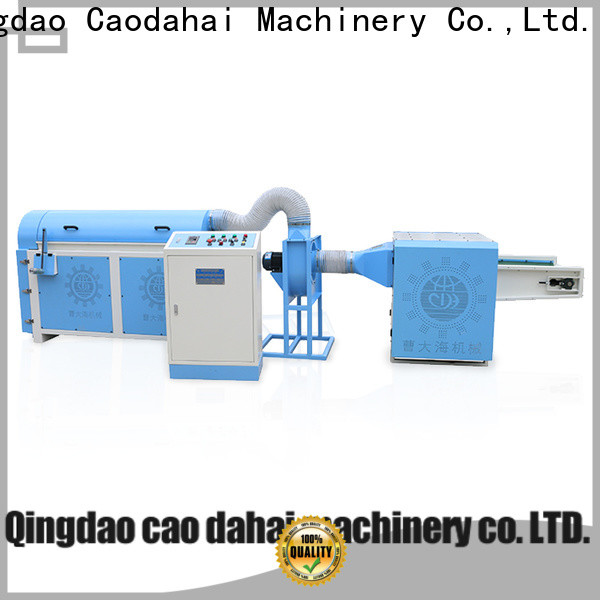 Caodahai cost-effective ball fiber toy filling machine with good price for production line