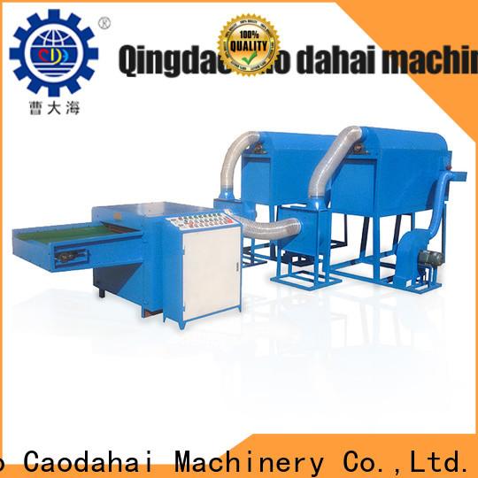 Caodahai automatic ball fiber filling machine design for production line