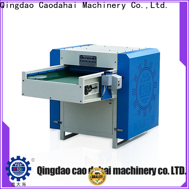 Caodahai cotton carding machine factory for manufacturing