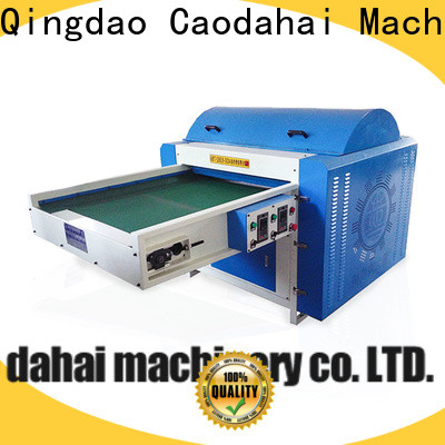 approved fiber carding machine factory for manufacturing