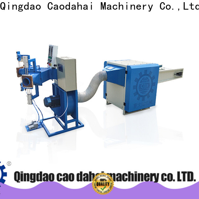 professional pillow stuffing machine factory price for work shop