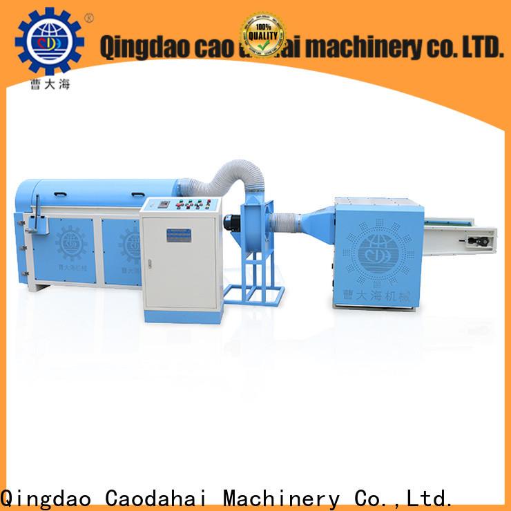 Caodahai automatic fiber ball pillow filling machine design for business