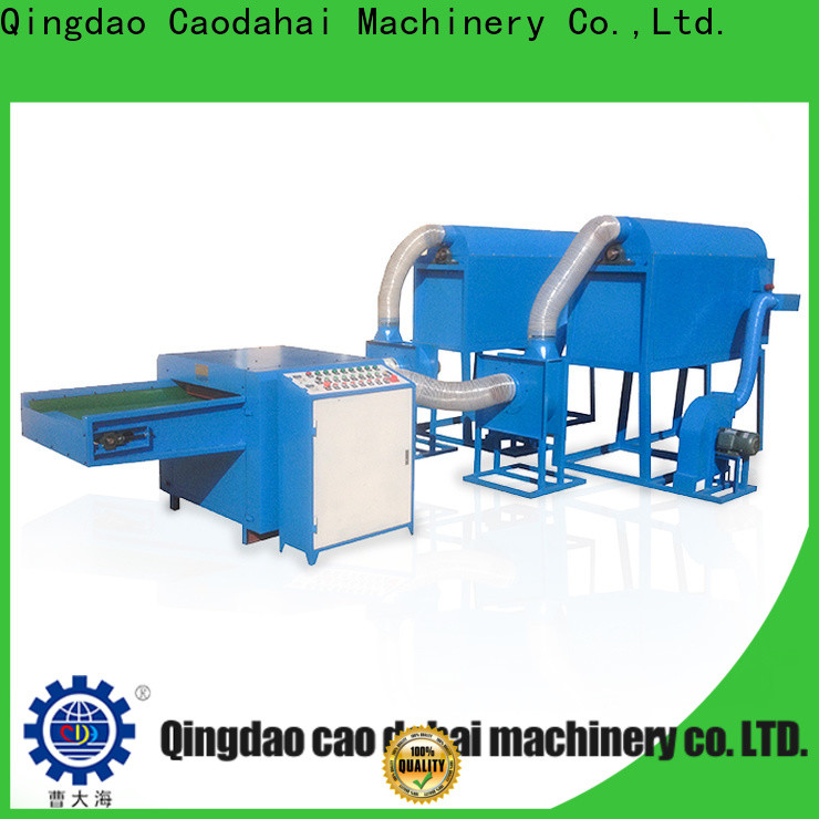 Caodahai cost-effective fiber ball machine design for work shop