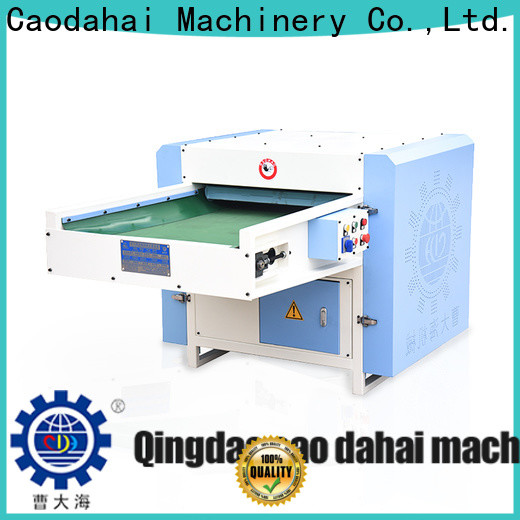 Caodahai cotton carding machine with good price for commercial