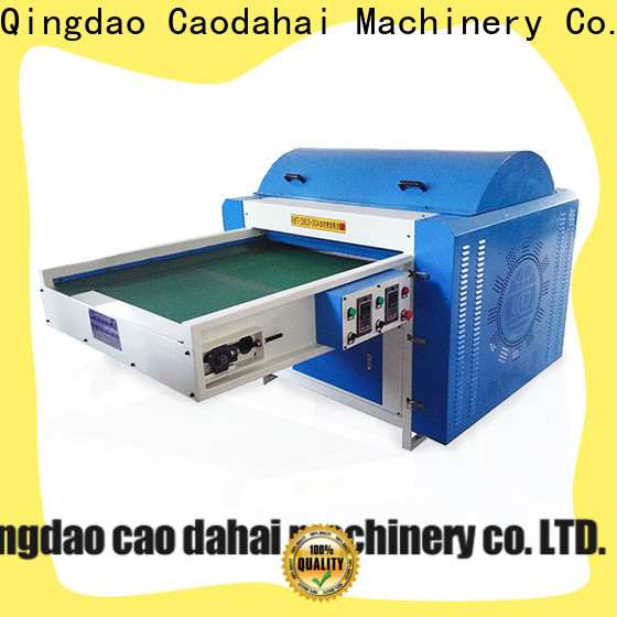 Caodahai efficient polyester fiber opening machine design for manufacturing