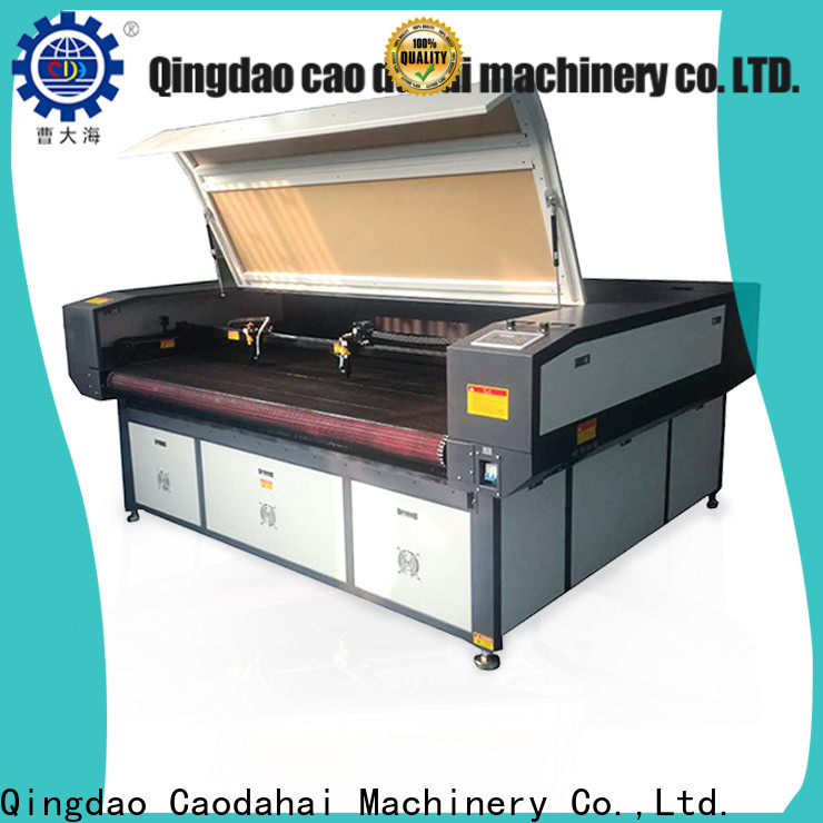 hot selling acrylic laser cutting machine customized for plant