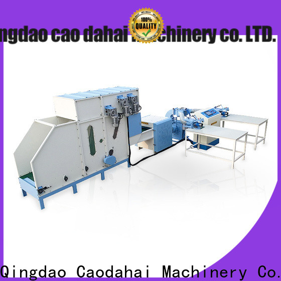 Caodahai professional pillow manufacturing machine factory price for work shop