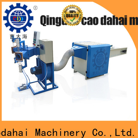 Caodahai certificated pillow stuffing machine supplier for plant