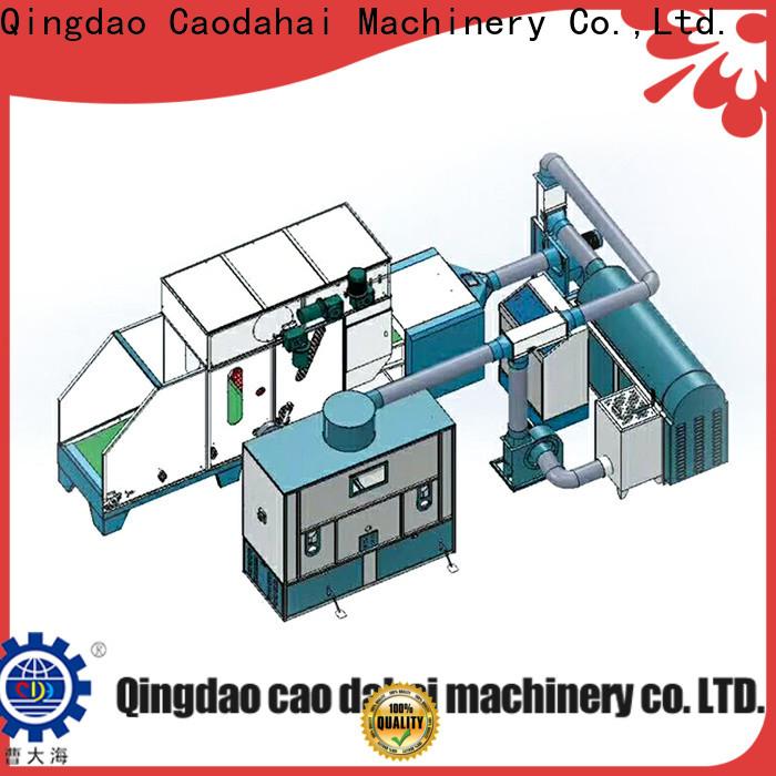 Caodahai automatic ball fiber making machine design for business