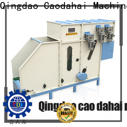Caodahai cotton bale opener machine manufacturer for commercial