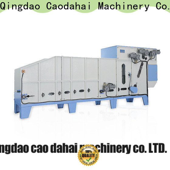 Caodahai hot selling bale opening and feeding machine directly sale for factory