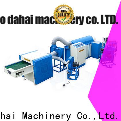 automatic ball fiber filling machine design for plant