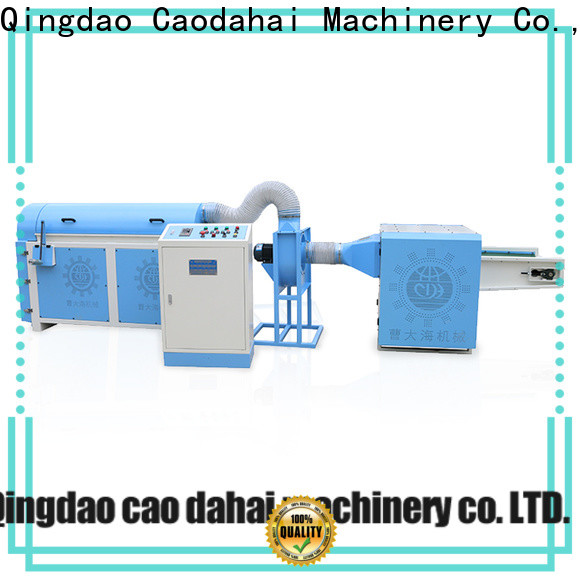 top quality ball fiber stuffing machine with good price for plant