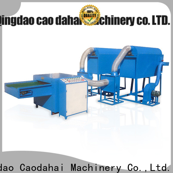 Caodahai ball fiber filling machine with good price for business