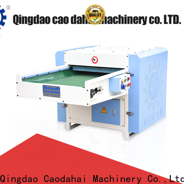 Caodahai carding fiber opening machine manufacturers with good price for industrial