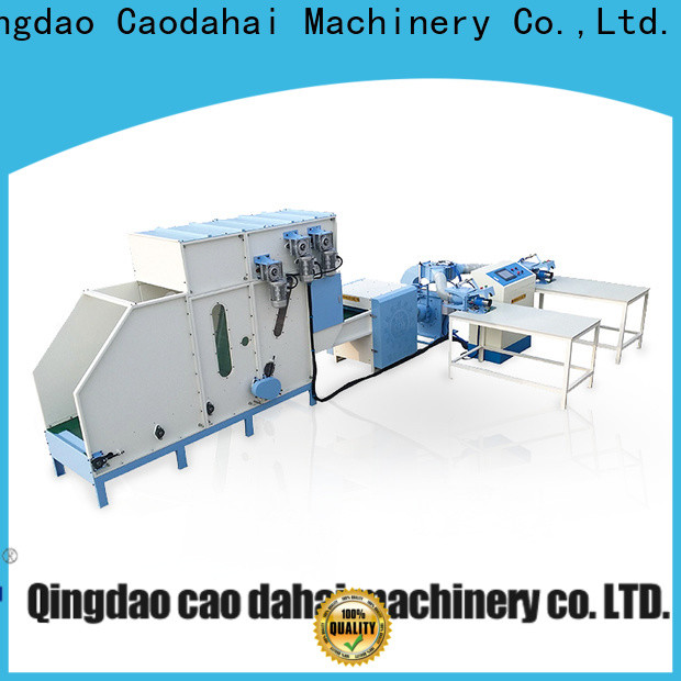 quality fiber opening and pillow filling machine supplier for business