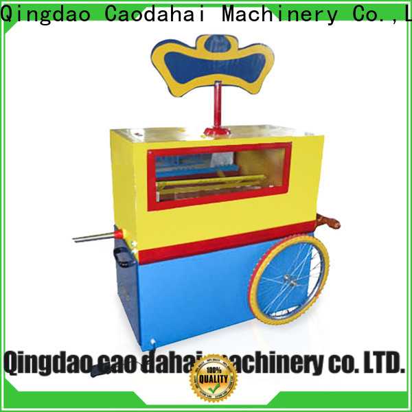 Caodahai certificated soft toys making machine supplier for manufacturing