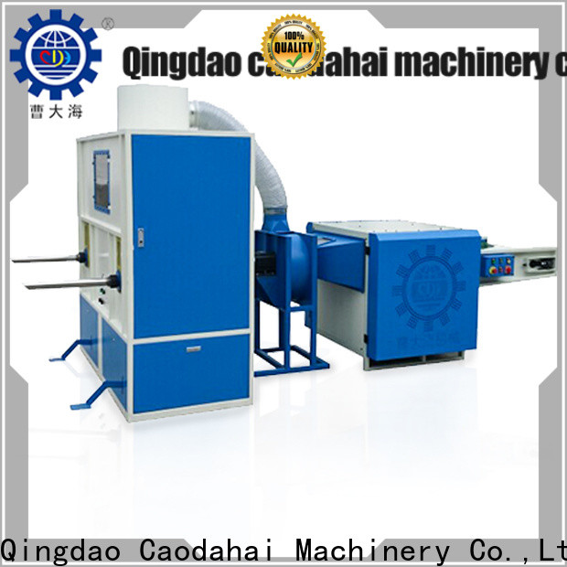 Caodahai productive foam filling machine factory price for manufacturing