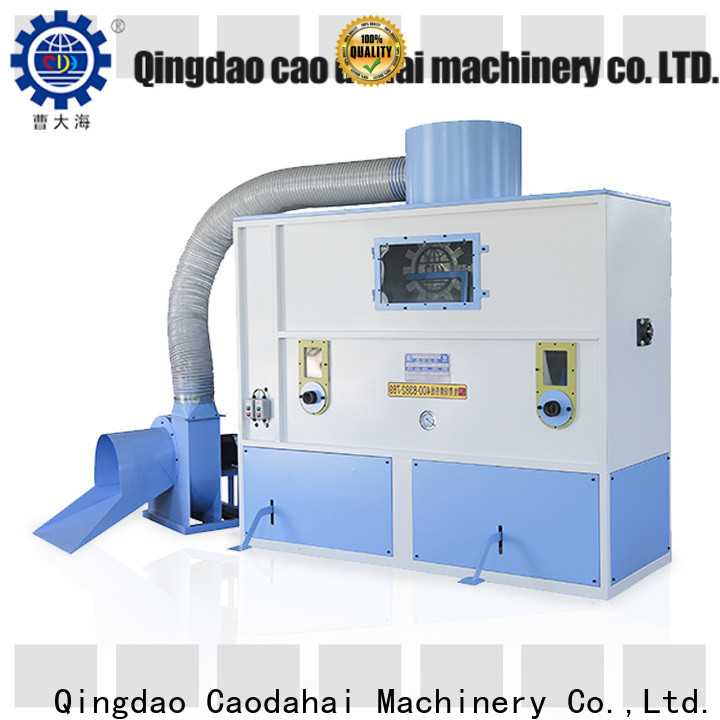 Caodahai professional toy stuffing machine supplier for manufacturing
