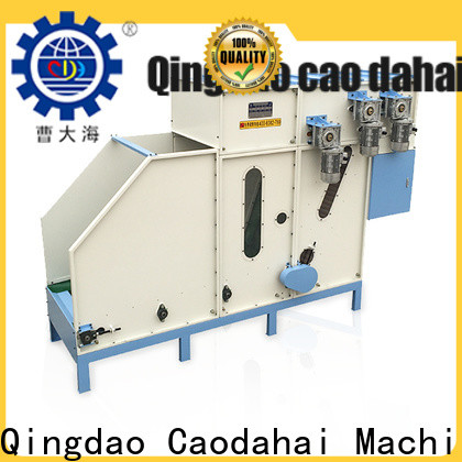 Caodahai cotton bale opener machine directly sale for commercial