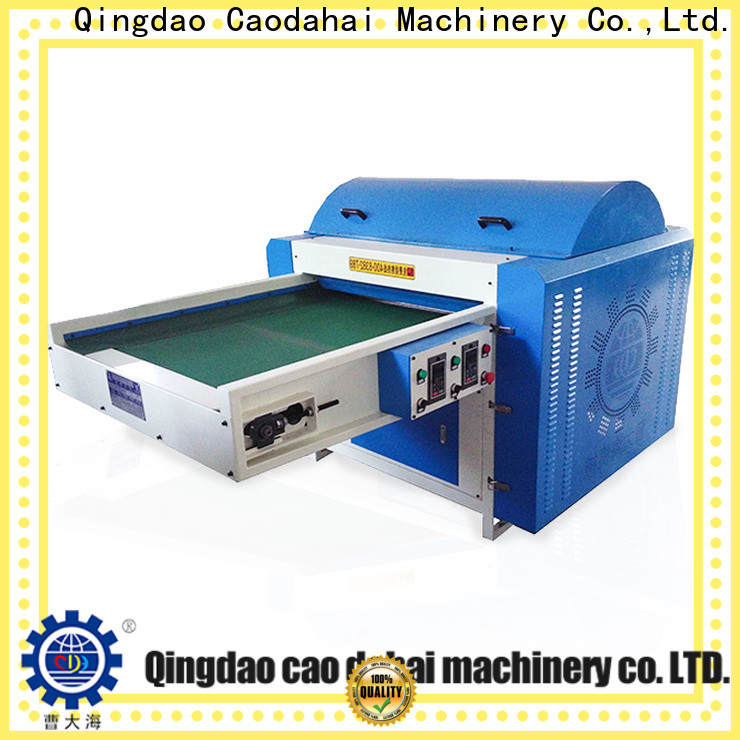 approved polyester fiber opening machine with good price for industrial