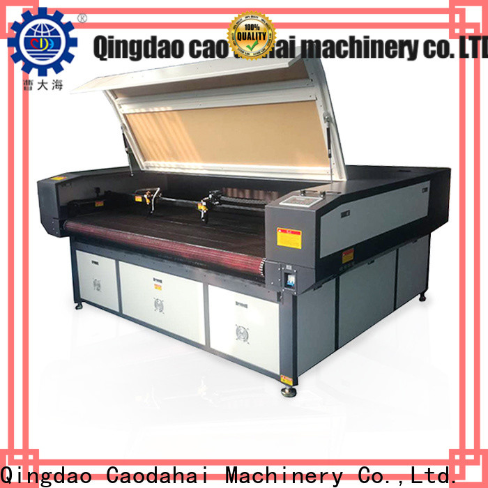 Caodahai hot selling industrial cnc laser cutting machine directly sale for production line