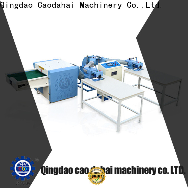 Caodahai sturdy pillow making machine wholesale for work shop