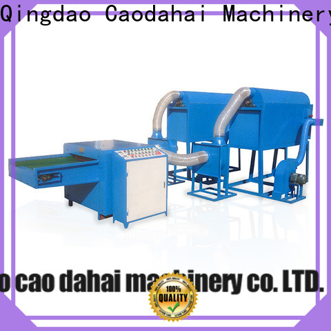 efficient ball fiber stuffing machine design for work shop