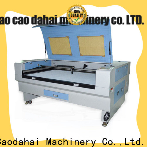 quality fiber laser cutting machine customized for soft toy