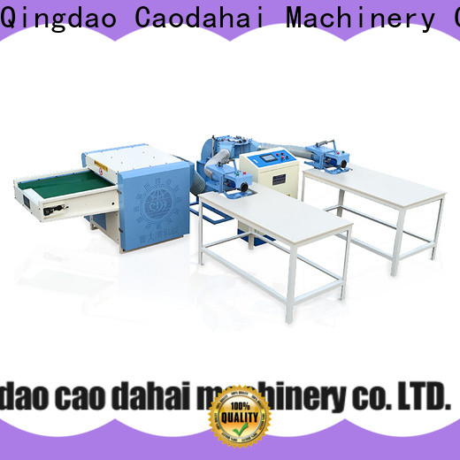 Caodahai sturdy pillow manufacturing machine supplier for business