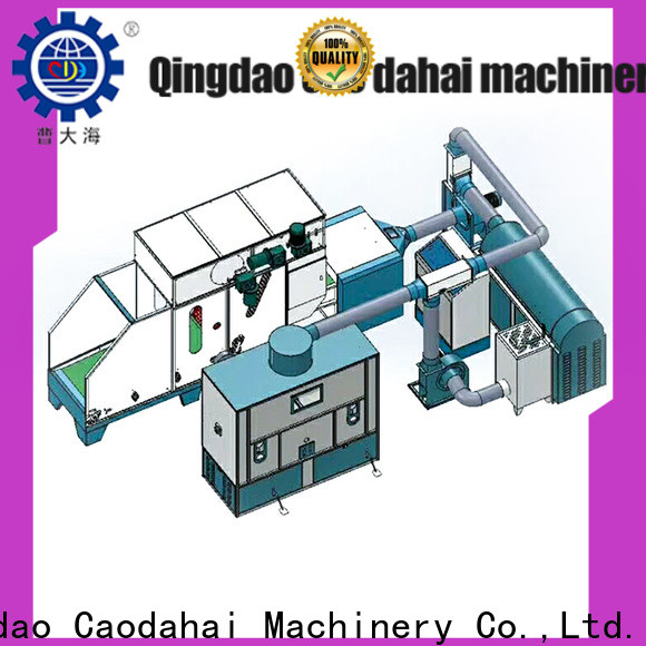 Caodahai approved ball fiber toy filling machine inquire now for plant