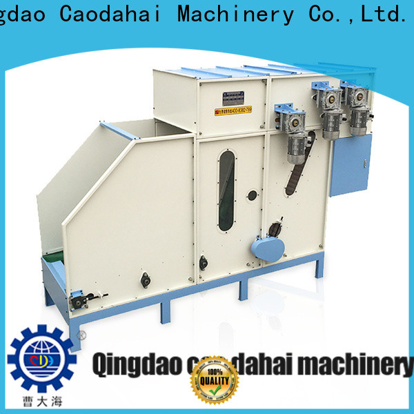 Caodahai reliable bale opener machine manufacturers from China for factory