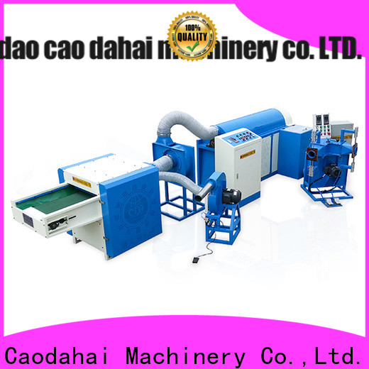 Caodahai ball fiber filling machine inquire now for business
