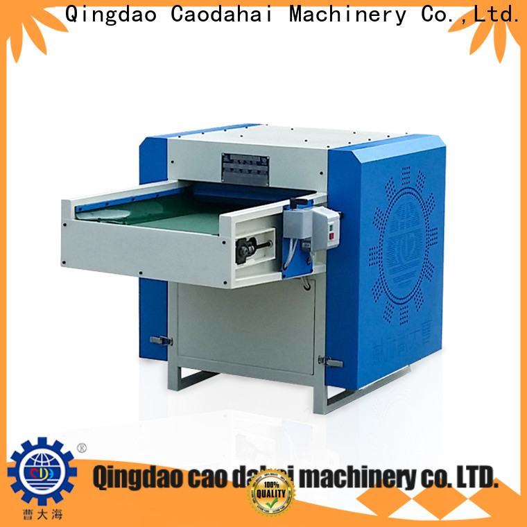 efficient polyester opening machine factory for industrial