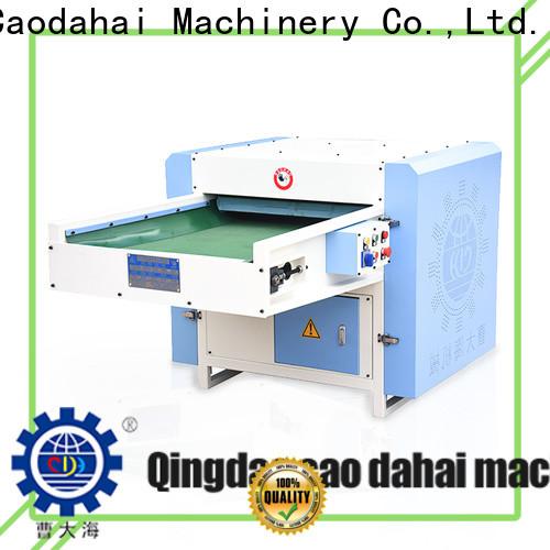 Caodahai efficient fiber carding machine factory for commercial