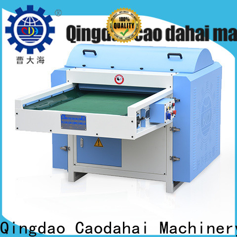 Caodahai polyester fiber opening machine design for manufacturing