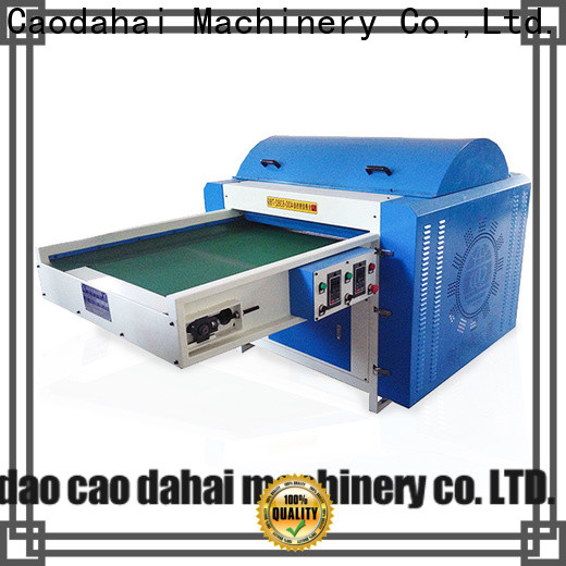 Caodahai top quality polyester fiber opening machine factory for manufacturing