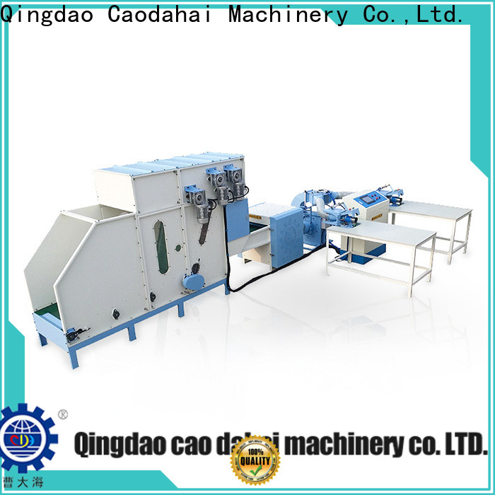 sturdy pillow filling machine price wholesale for production line