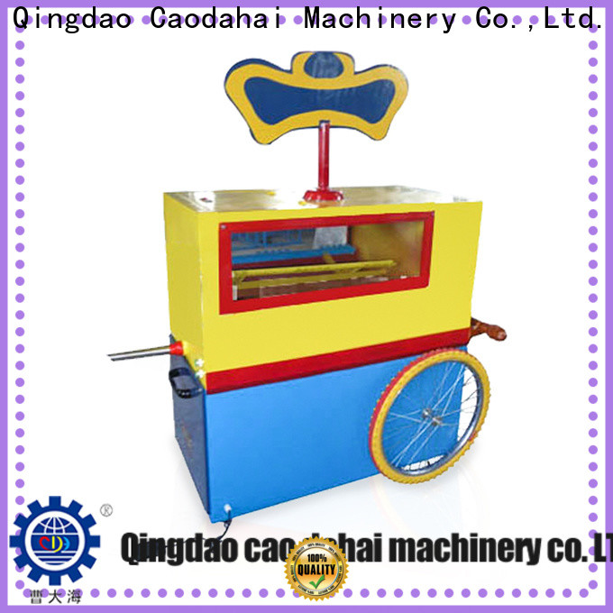Caodahai certificated toy filling machine supplier for industrial