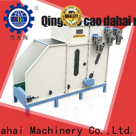 Caodahai hot selling cotton bale opener machine directly sale for industrial