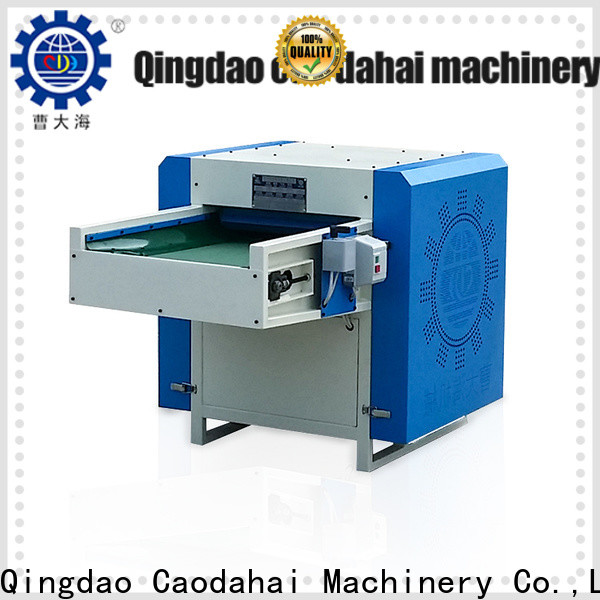 Caodahai polyester fiber opening machine with good price for commercial