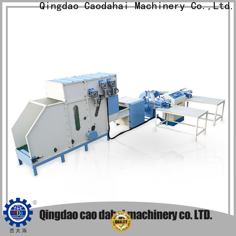 quality pillow manufacturing machine wholesale for work shop