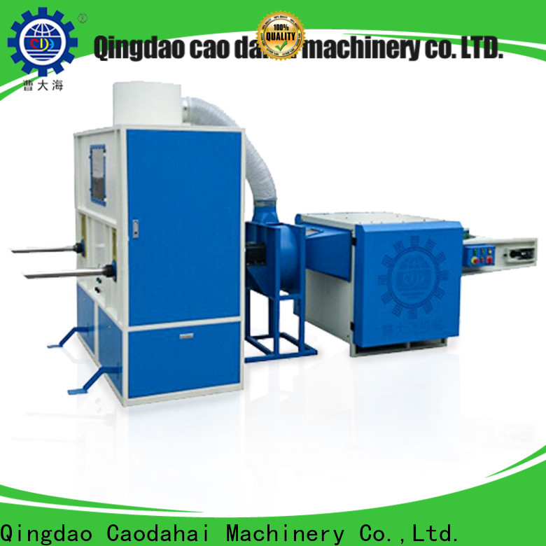 Caodahai soft toy making machine price supplier for commercial