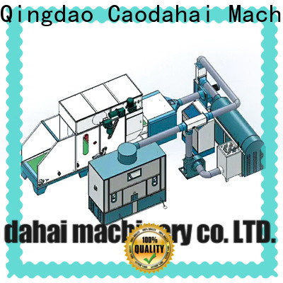 Caodahai fiber ball pillow filling machine inquire now for work shop