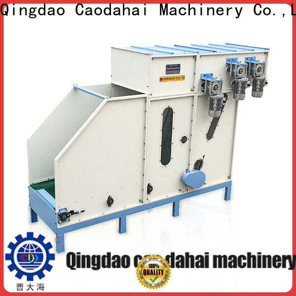 Caodahai reliable cotton bale opener machine manufacturer for commercial