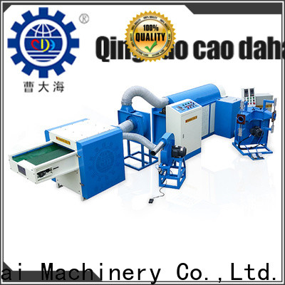 Caodahai excellent ball fiber filling machine inquire now for plant